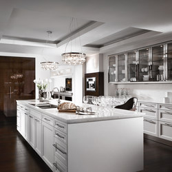 guicciardini palace kitchen fitted kitchens from officine gullo architonic. Black Bedroom Furniture Sets. Home Design Ideas
