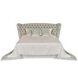 Frou Frou bed | Double beds | Promemoria