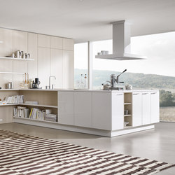 SieMatic SE 5005 L | SE 4004 H | Fitted kitchens | SieMatic