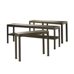 Gong console | Tables consoles | Promemoria