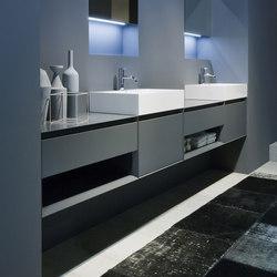 Panta Rei XL | Vanity units | antoniolupi