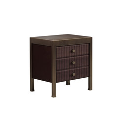 Gong bedside table | Night stands | Promemoria