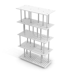 3+ Shelving System | Modular structural systems | Zieta