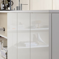 Materialien | Laminat glänzend | Laminate | SieMatic