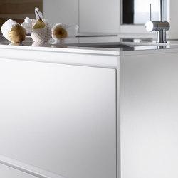 Materialien | SimiLaque matt | Einbauküchen | SieMatic