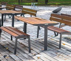 tably | Table rectangulaire | Außentische | mmcité
