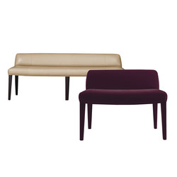 Isotta bench | Benches | Promemoria