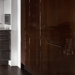 Materials | Veneer glossy | Veneers | SieMatic