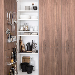 Materials | Veneer matt | Wood veneers | SieMatic