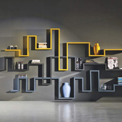 LagoLinea_shelf | Shelving systems | LAGO