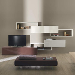 LagoLinea_storage | Shelving systems | LAGO