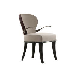 Moka chair with arms | Chairs | Promemoria