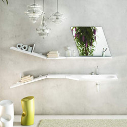 LagoLinea_basin | Wash basins | LAGO