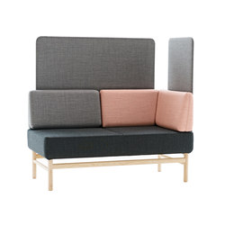 Pop Sofa | Privacy furniture | Gärsnäs