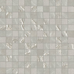 Four Seasons autumn satin | Ceramic mosaics | Ceramiche Supergres