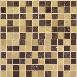 Four Seasons degrade b | Ceramic mosaics | Ceramiche Supergres