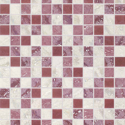 Four Seasons degrade d | Mosaici ceramica | Ceramiche Supergres