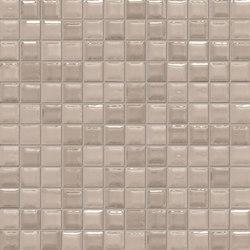Lace tan mosaic | Ceramic mosaics | Ceramiche Supergres
