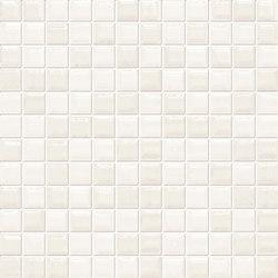 Lace white mosaic | Ceramic mosaics | Ceramiche Supergres