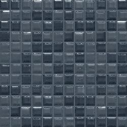 Lace blue mosaic | Ceramic mosaics | Ceramiche Supergres
