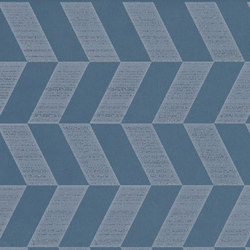 Melody blue geometrico | Wall tiles | Ceramiche Supergres