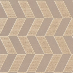 Melody toffee geometrico | Wall tiles | Ceramiche Supergres