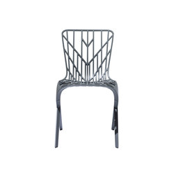 Washington Skeleton™ Aluminum Side Chair | Sillas para restaurantes | Knoll International