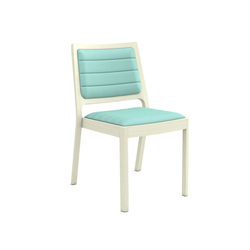 MyFrame Side Chair | Sillas para restaurantes | Segis