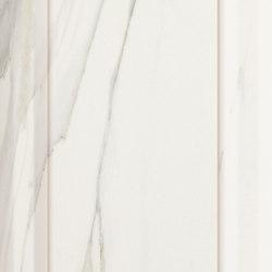 Selection calacatta boiserie struttura | Piastrelle/mattonelle da pareti | Ceramiche Supergres