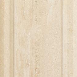 Selection travertino boiserie struttura | Piastrelle | Ceramiche Supergres