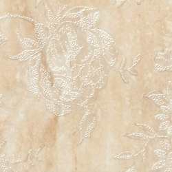Selection travertino rose listello | Piastrelle/mattonelle da pareti | Ceramiche Supergres