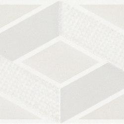 Selection calacatta rombi listello | Mosaici | Ceramiche Supergres
