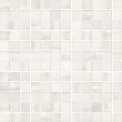 Selection statuario mosaico | Mosaics | Ceramiche Supergres