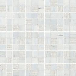 Selection palissandro mosaico | Mosaici | Ceramiche Supergres