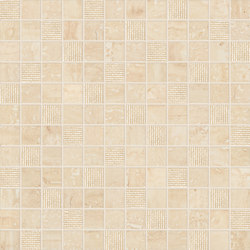 Selection travertino mosaico | Mosaics | Ceramiche Supergres