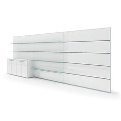 DV530-Boiserie | Office shelving systems | DVO