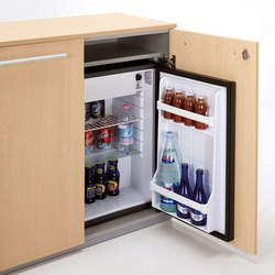DV300-Accessories | Storage unit with mini-bar | Sideboards / Kommoden | DVO