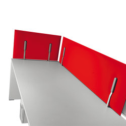 DV300-Accessories | Sound-absorbing frontal panel | Table dividers | DVO