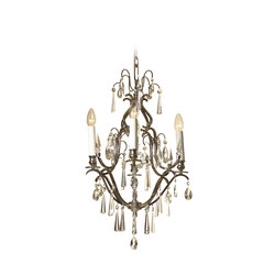 AD-CR small chandelier | General lighting | Woka