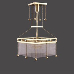 Emil 2 chandelier | General lighting | Woka