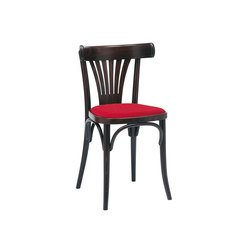 56 Chair upholstered | Restaurant chairs | TON