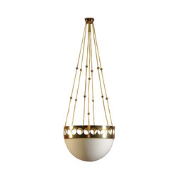 Zacherl 50 pendant lamp | Suspensions | Woka