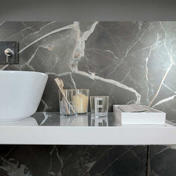 Stones & More Stone Burl Grey | Ceramic tiles | FLORIM