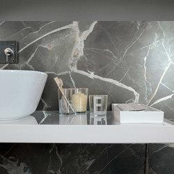 Stones & More Stone Burl Grey | Ceramic tiles | Casa Dolce Casa - Casamood by Florim