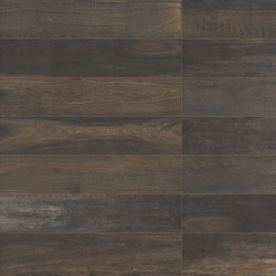 Wooden Tile Brown | Ceramic tiles | Casa Dolce Casa - Casamood by Florim