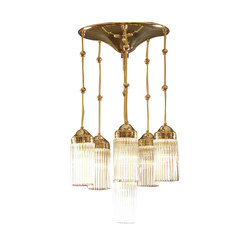 MB3-6FL chandelier | Suspended lights | Woka