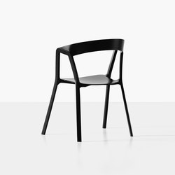Compas chair | Restaurant chairs | Kristalia