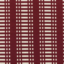 Nereus Bordeaux | Tessuti decorative | Johanna Gullichsen