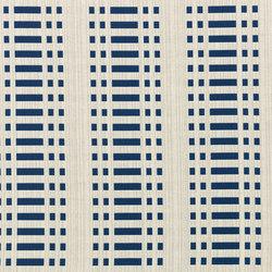 Nereus Blue reverse | Drapery fabrics | Johanna Gullichsen
