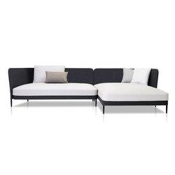 Käbu Modular composition | Garden sofas | Expormim